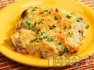 Рецепта Картофено пюре на фурна с риба тон